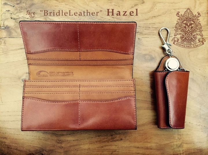 Bridle Hazel 2015-5EC用2