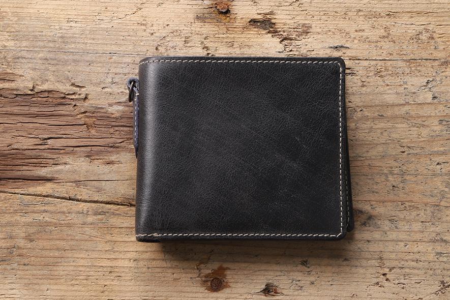 横型折財布小銭入付き / WB-9931