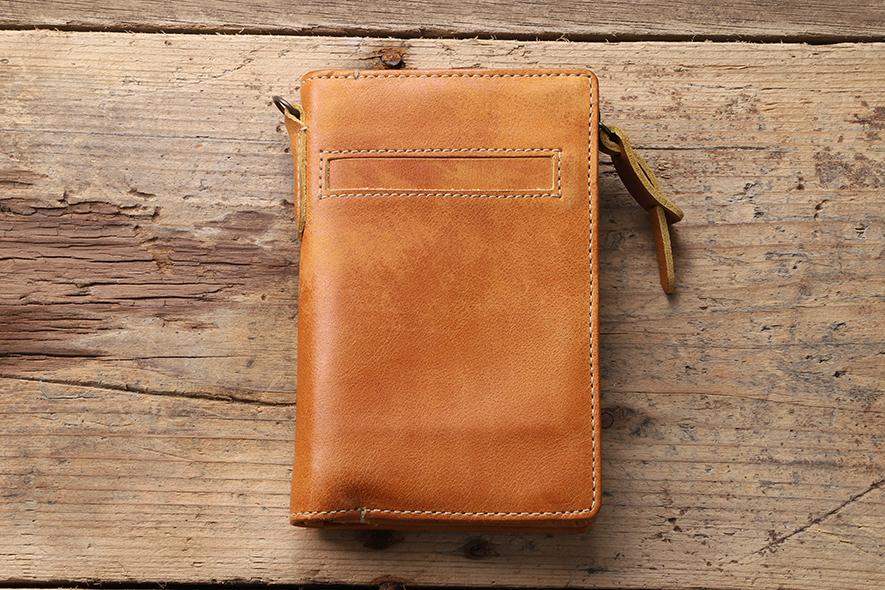 縦型折財布 L字ファスナーコインケース付 / WB-9933